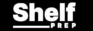 Shelf Exam Logo white
